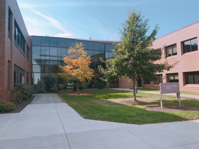 Welcome to the CCRG, located in the Laboratory for Applied Computing (LAC) on the west side of RIT's main campus.